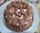 layer cake kinder bueno (recette facile)