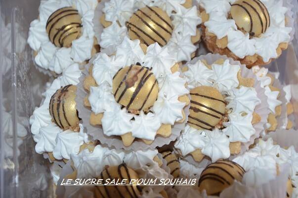 tartelettes algerienns meringuées