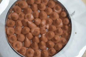 entremet croustillant chocolat praliné 5
