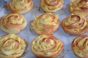 beignets aux pommes sans friture 10
