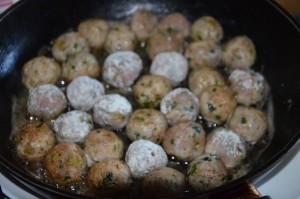 boulettes de poulet aux olives à la marocaine 6