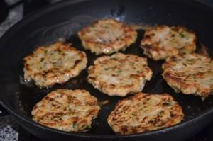 recette galette de poulet haché au four 3