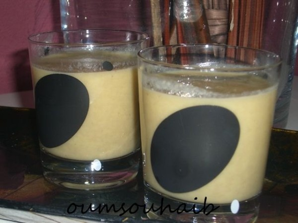 smoothie-peche-banane