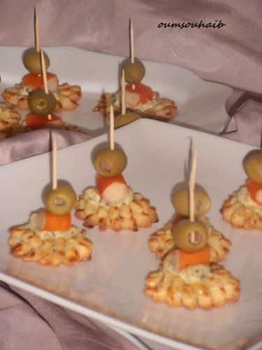 feuilletés surimi 2