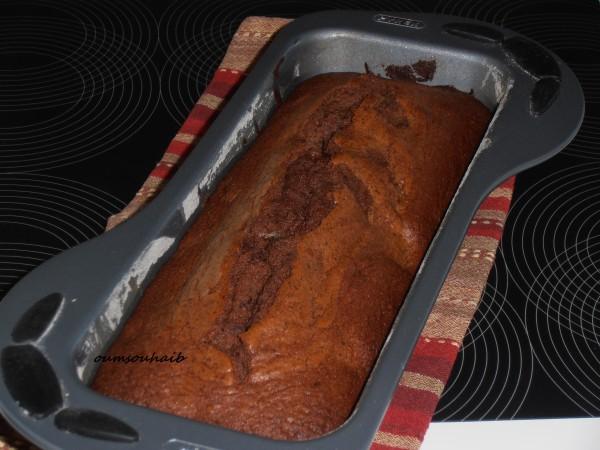cake banane 2
