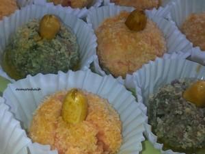 boules noix de coco fondantes au miel