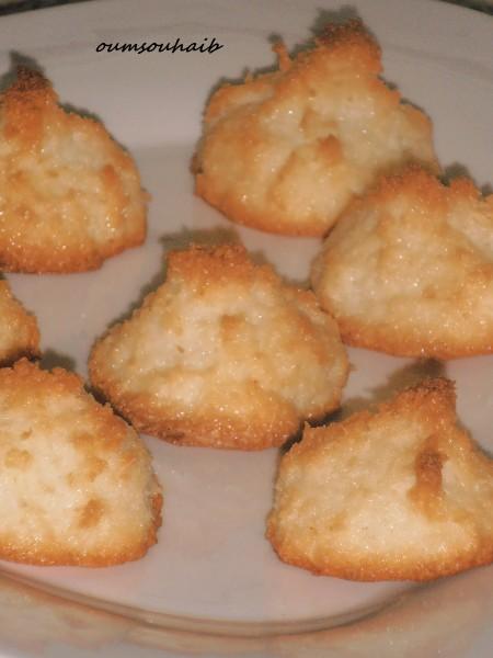 rochers noix de coco 2