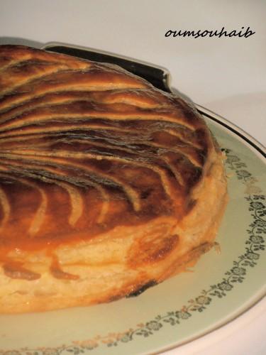 galette pommes