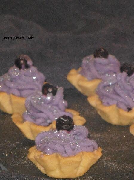 tartelette violette 3