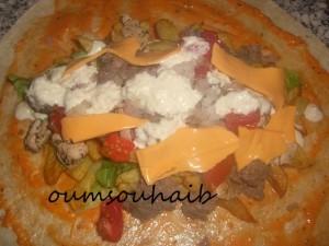 péparation tacos