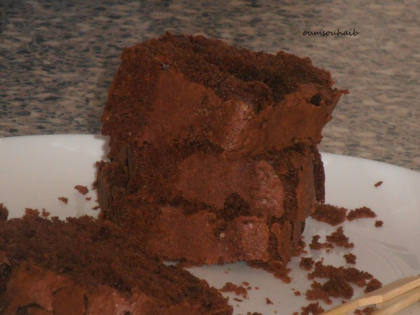 cake choc fecule 4