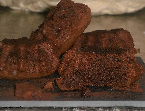 fondant chocolat chataigne