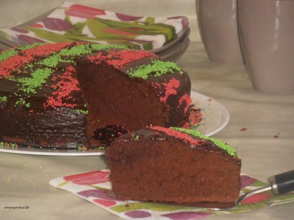 gâteau au chocolat express bon et facile