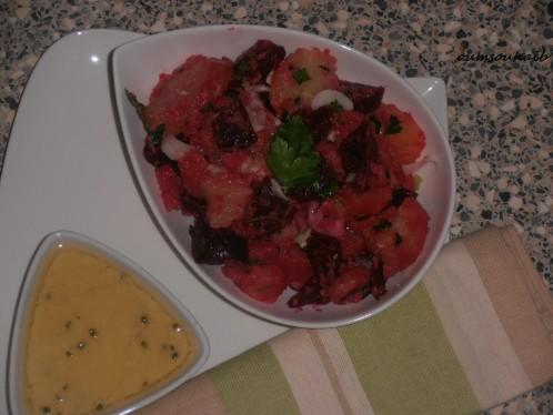 salade pdt bettrave
