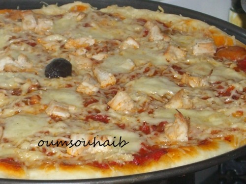 pizza esca