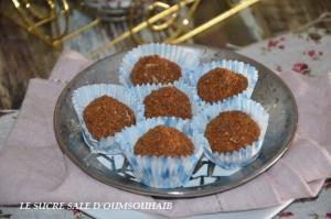 gâteau sans cuisson au spéculos algérien