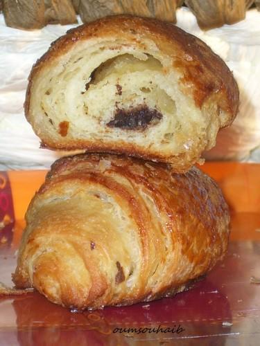 petits pains au chocolat mini viennoiserie