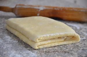 pâte feuilletée semi-rapide-1