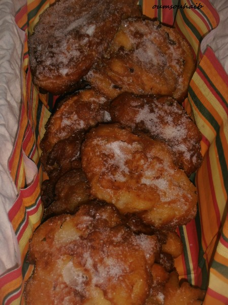 beignets pommes 2