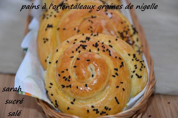 pain spirale facile et rapide