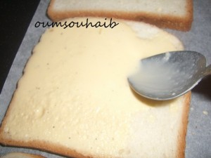 croque monsieur creme