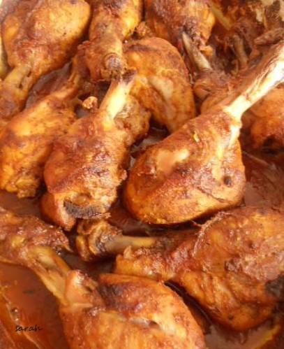 poulet tandori