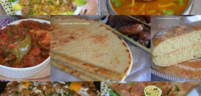 recettes ramadan 2019 faciles et rapides