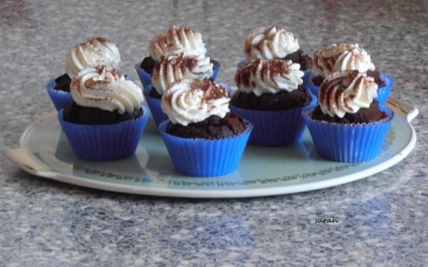 muffin au chocolat et au babeurre