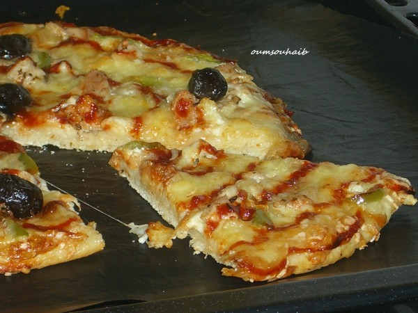 pizza sauce barbecue