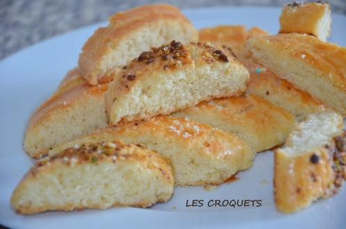 croquets gateau sec algerien