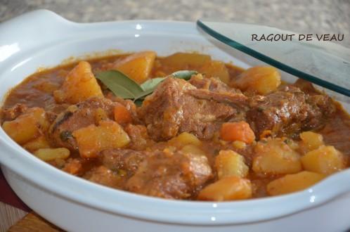 Ragout de veau pommes de terre carottes