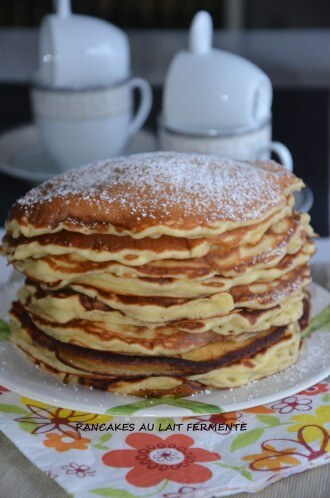 pancakes lait fermenté 2