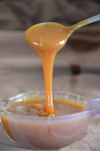 recette caramel beurre salé facile