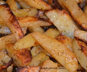 frites au four 2