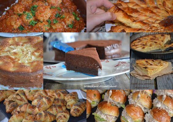 idées recettes pour le week-end menu amis famille