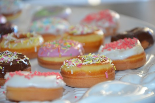 mini-donuts faciles
