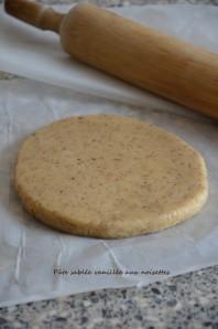 pate sablée vanillée 2