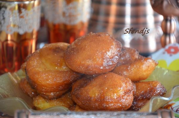 sfenj beignet algérien facile et rapide