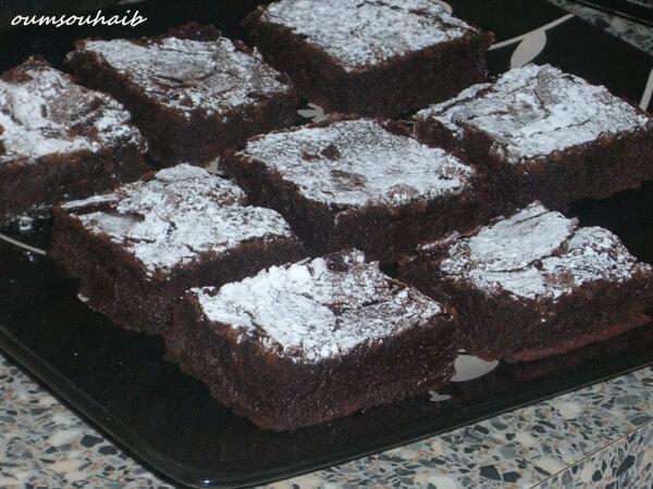 fondant au chocolat de Trish Deseine (le meilleur au monde)
