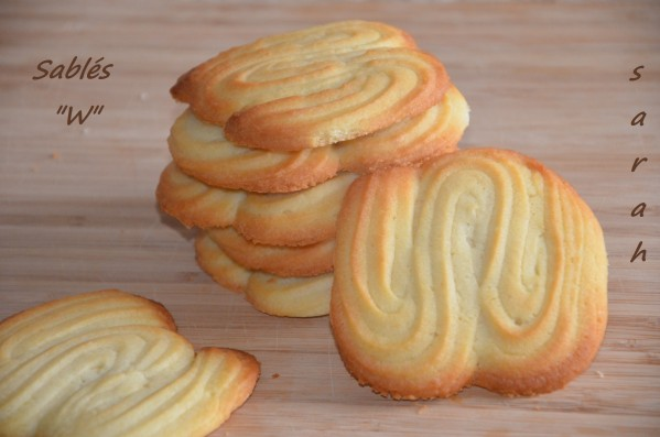 biscuits sablés faciles