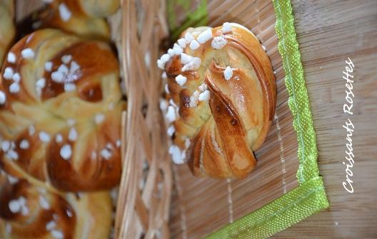 croissants rosettes 6