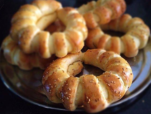 petits pains semoule