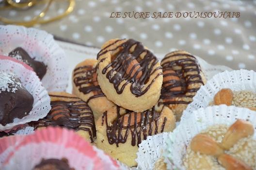 gâteaux à la confiture de lait de Mme Benberim