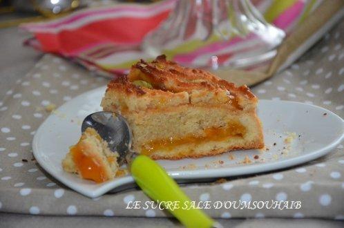 gâteau alcazar de Mercotte