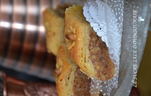 baklawa algérienne aux noix