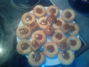 fondant caramel Assia Ben Ali
