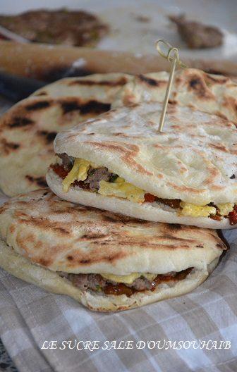 chapati-pain-tunisien