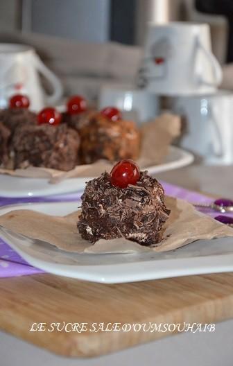 merveilleux au chocolat recette facile