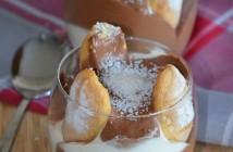 charlotte noix de coco chocolat