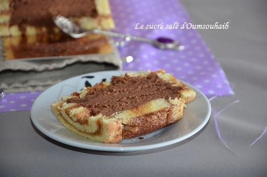 bûche royale chocolat 3